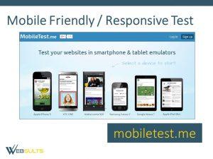 mobile test me