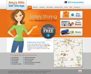 Amys Attic Self Storage