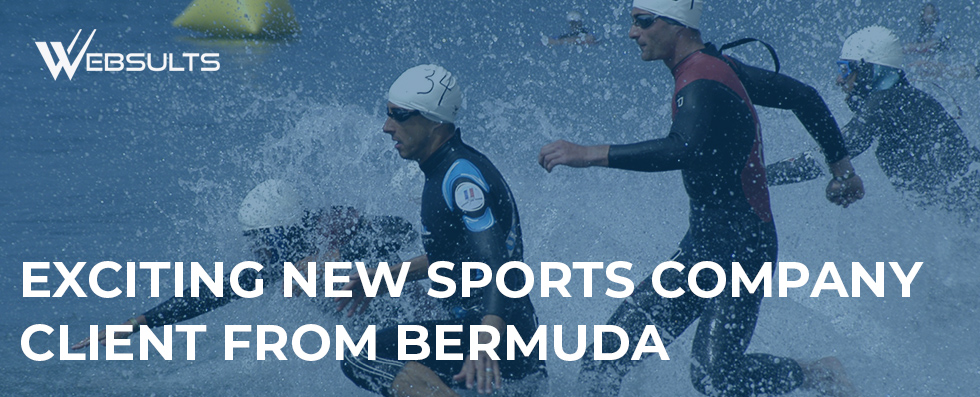 Exciting New Sports Company Client from Bermuda