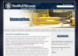 Smith & Wesson Security Solutions